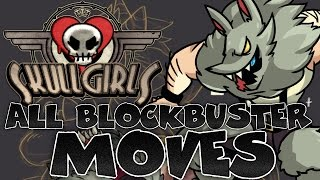 Skullgirls Encore: All Beowulf