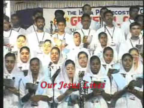 Kumbanad Convention 2011 Worship Songs Part   4