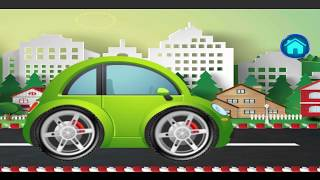 Auto Car Wash - Kids Game | Game for Kids | Car Wash Video for Kids & Toddlers