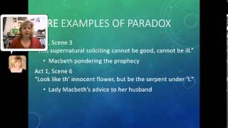 Paradox in Literature and Act 1 of Macbeth