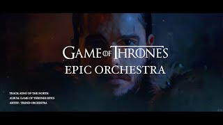 King of The North - Game Of Thrones | Epic Orchestral Cover