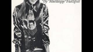 Watch Marianne Faithfull Coquillages video