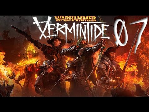 Let's Play Together: Warhammer: The End Times - Vermintide - #07: Stoppt das Glockenspiel!