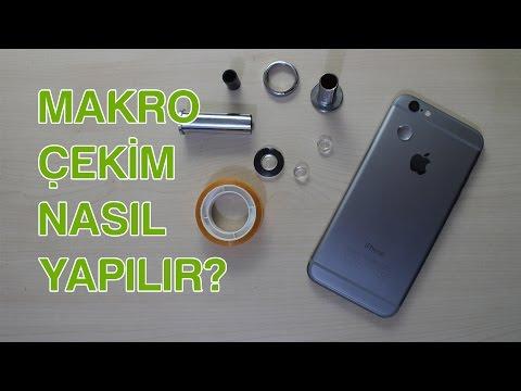 Telefon Kamerasıyla Makro Çekim Nasıl Yapılır?