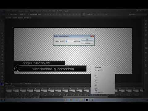 como crear un baneer animado para youtube