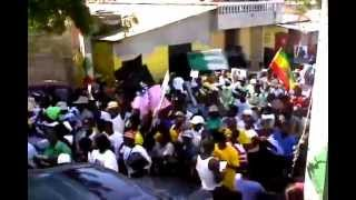 VIDEO: Haiti : We will bend but we will not break - Part 1 (the Jean Betrand Aristide Coup d'Etat, 2004)