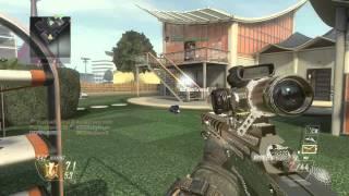 Black Ops 2 Epic Quickscope Montage