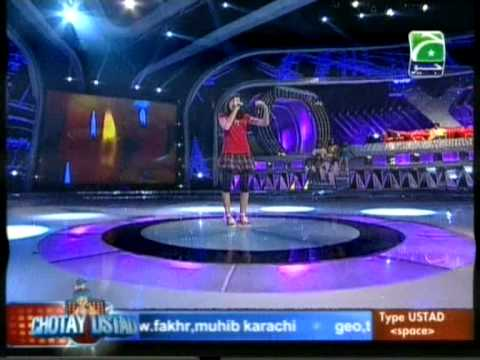 Chhote Ustaad 2010 - 7th August - Bara Dukh Dena by Akanksha...