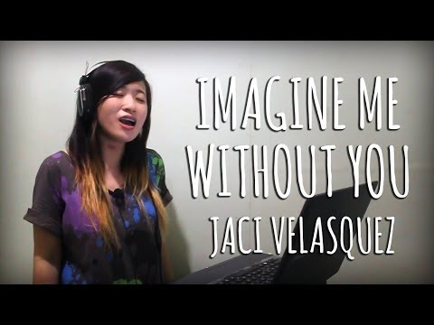 Imagine Me Without You (jaci Velasquez) Cover By Marianne Topacio video