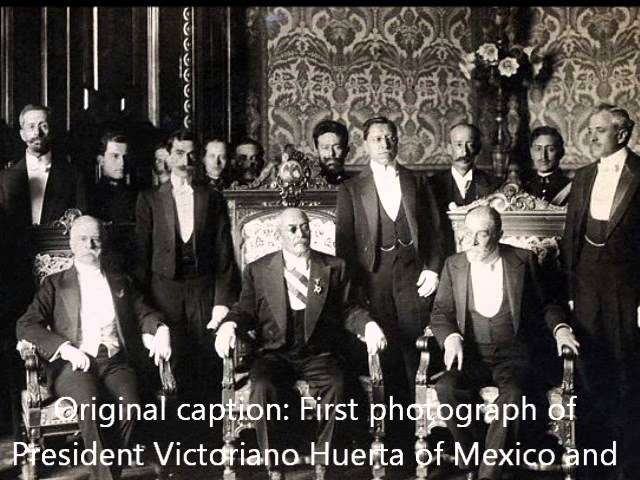 DOCUMENTAL DE LA REVOLUCIÓN MEXICANA DE 1910