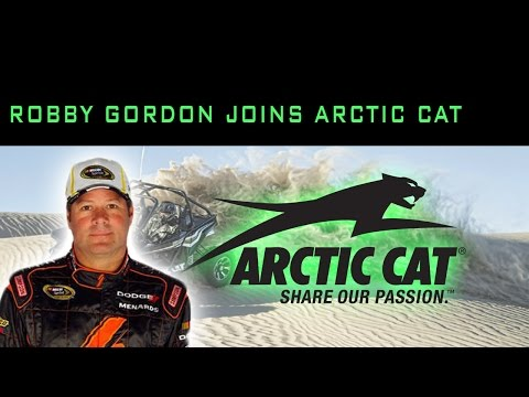 ROBBY GORDON Joins Arctic Cat For R&D! | Inside Look