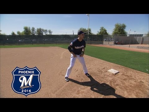 30 Clubs In 30 Days: Art Of Stealing Bases With Ryan Braun