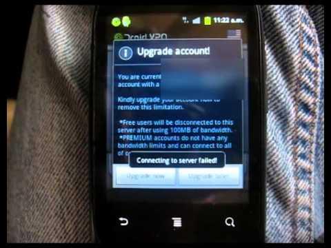 Internet Gratis con DroidVPN cualquier Android(ROOT)