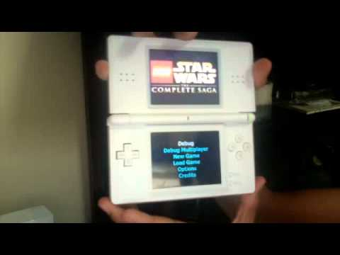 lego star wars the complete saga cheats for DS and PS3