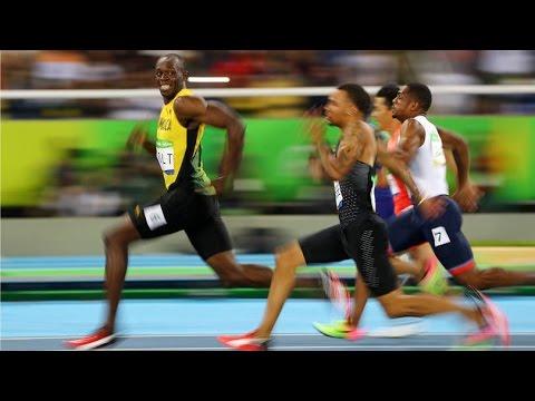 Best Moments Usain Bolt - Olimpiadas 2016