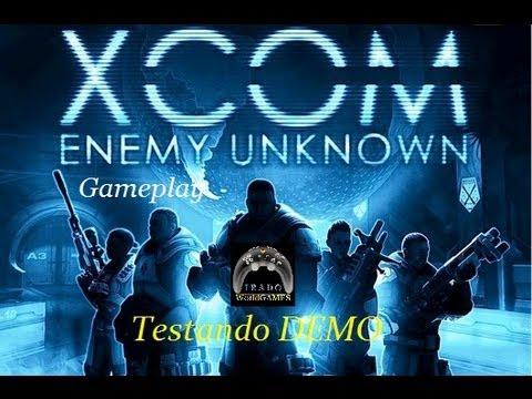 XCOM Enemy Unknown: Testando DEMO