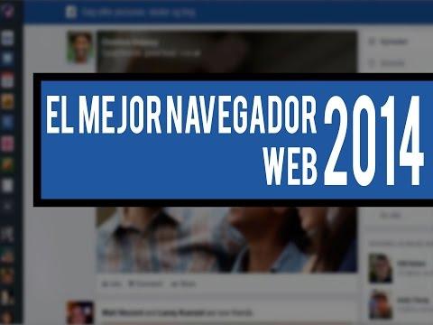 El mejor Navegador WEB para Windows