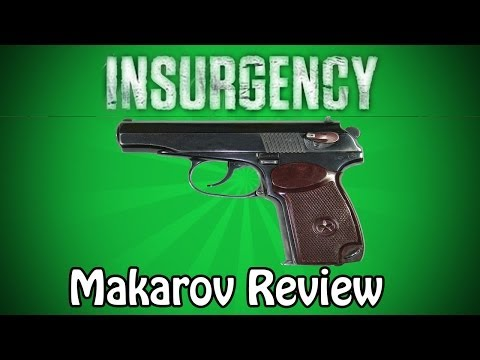 Insurgency - Makarov Sidearm Review : The Stealthy Weapon