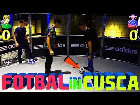 Fotbal In Cusca - Xbraker vs Theo vs Sinner 🏆⚽