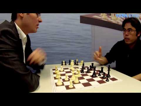 Tata Steel Chess 2013 - Analysis - Leko vs Nakamura round 3