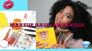 MAKEUP HAUL 2016 | Colourpop, Juvia's Place, $30 Artis brush dupes
