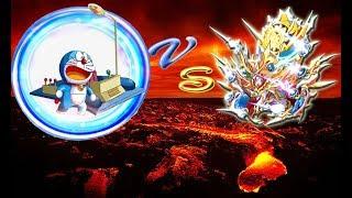 POKIWAR 4 : Fantasy Doraemon Vs Zabis