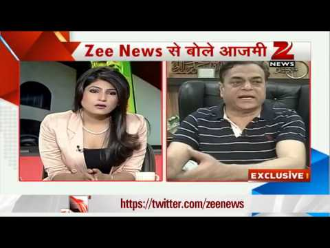 Sp's Abu Azmi Adds To Mulayam's Rape Shocker, Says Girls Should Be Hanged Too video