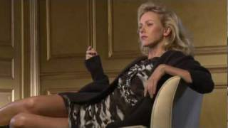 Naomi Watts Models for Ann Taylor Fall Campaign