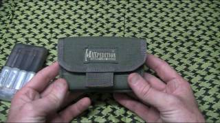 Maxpedition Volta Battery Case review