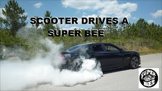 2013 Dodge Charger SRT8 SuperBee (Scooterdrivesasuperbee)