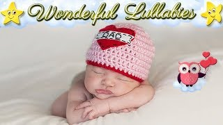 Super Relaxing Baby Sleep Music ♥♥ Soft Musicbox Bedtime Lullabies For Kids ♫♫ Soothing Sweet Dreams