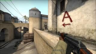 CS:GO - Dirty 180 One Tap Flick shot