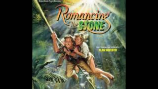 Romancing the Stone (OST) The Dance And They Kiss