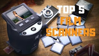 Best Film Scanners in 2019 - Top 5 Film Scanners Review