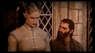 Dragon Age Inquisition: Blackwall romance complete