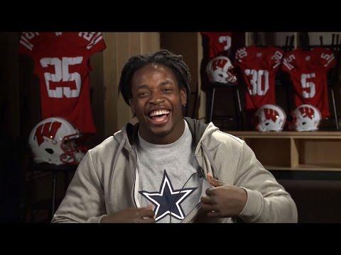 Melvin Gordon Shows Off His Dallas Cowboys Shirt - Jim Rome on SHOWTIME