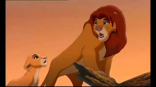 We are one - French Canadian - Lion King