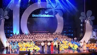 NỤ CƯỜI TỎA SÁNG BAN MAI - hơn 400 HS, GV Ban Mai tại Trung tâm Hội nghị Quốc gia 19.5.2018