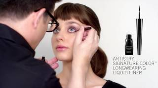 Tutorial Makeup ARTISTRY: Cat Eyes