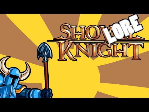 LORE - Shovel Knight Lore in a minute!
