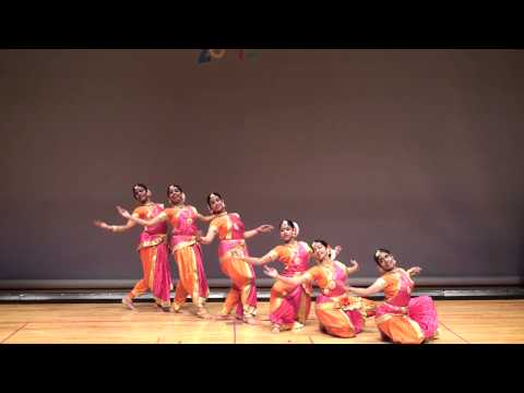 Ojimaindians Diwali Dhamaka 2013-semi Classical Dance-nihon Kairali Group #10of24 video