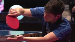 Top 5 Unique serves in Table-Tennis(part 2)