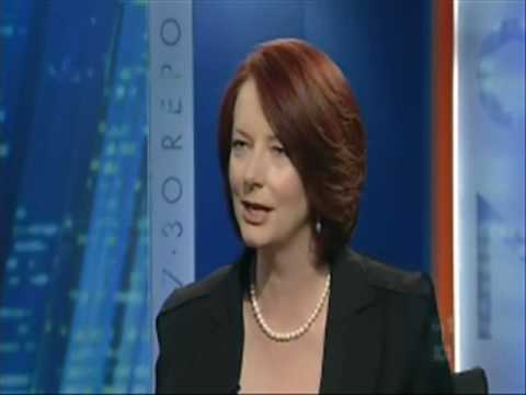 Can Julia Gillard guarantee that she will be there for the full term? (19/07/2010)