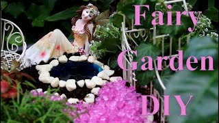 Fairy Garden / Elfentuintje  DIY / Tutorial