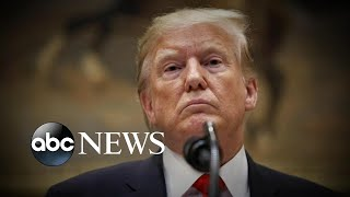 Whistleblower reports Trump convo with foreign leader l ABC News