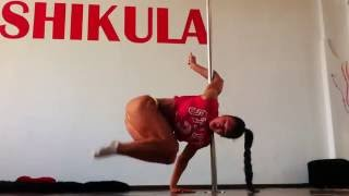 SHIKULA training pole dance exotic pole sport