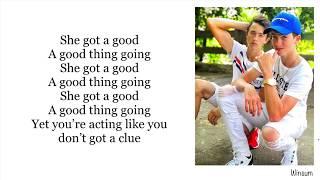 Cash and Maverick - Good Thing (Lyrics)