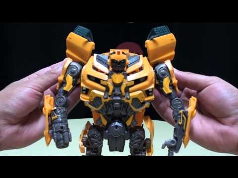 DOTM Leader Class BUMBLEBEE: EmGo s Transformers Reviews N  Stuff