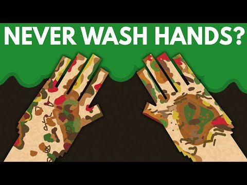 What If You Never Washed Your Hands? - Dear Blocko #3