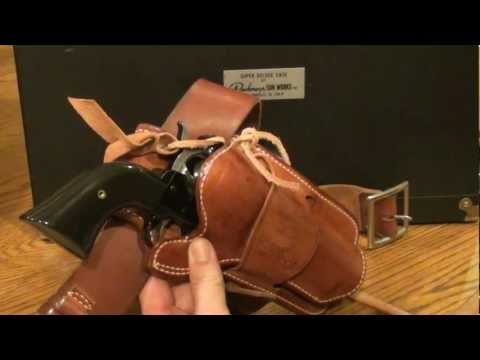 Ruger Blackhawk 357 Magnum Cowboy Revolver 4 5/8